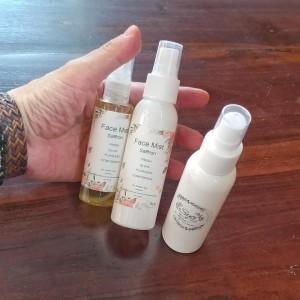 Jeffrey Wibisono V. @namakubrandku Makanan Minuman Saffron Face Mist Skin Care Perawatan Kulit Herbal Influencer in Bali Indonesia, Blogger, Writer
