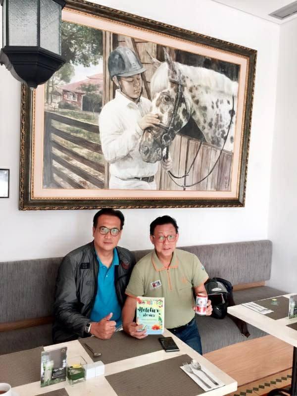 In Memoriam Tedjo Iskandar, The Ambassador Buku Hotelier Stories